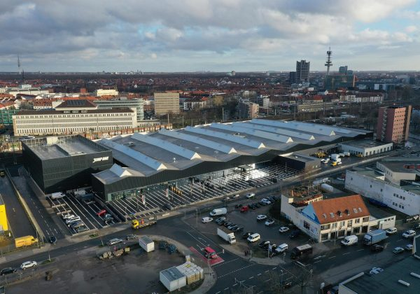 Alter Güterbahnhof